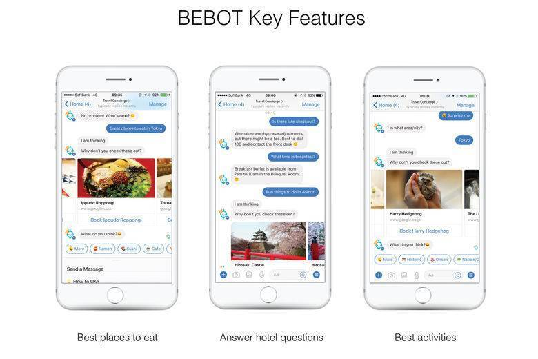 Japan's First AI Chatbot Concierge BEBOT Released in Aomori, Japan