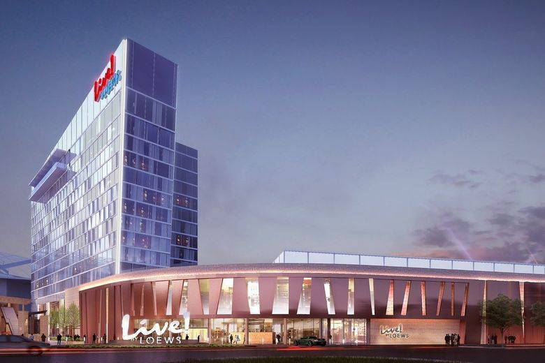 New Vision Unveiled For $150 Million Flagship Loews Hotel At Texas Live!
