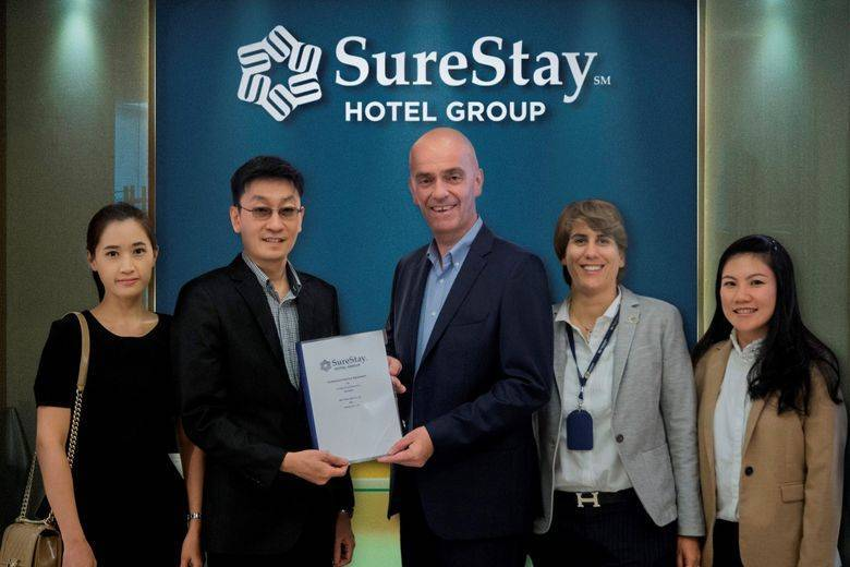 SureStay Hotel Group® Set for Asian Debut