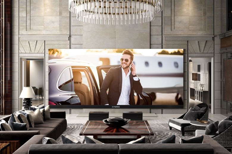 C Seed 262 - The World's Largest 4k Widescreen TV