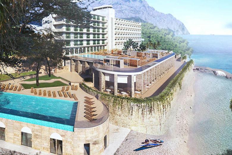 Αποτέλεσμα εικόνας για First TUI Blue hotel opened in Croatia