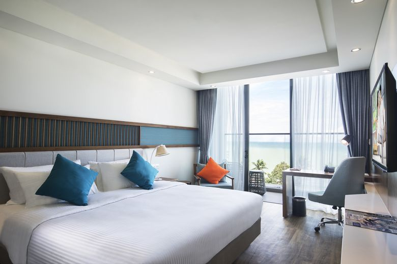 Ascott opens its first citadines apart 39 hotel in vietnam for Appart hotel hanoi
