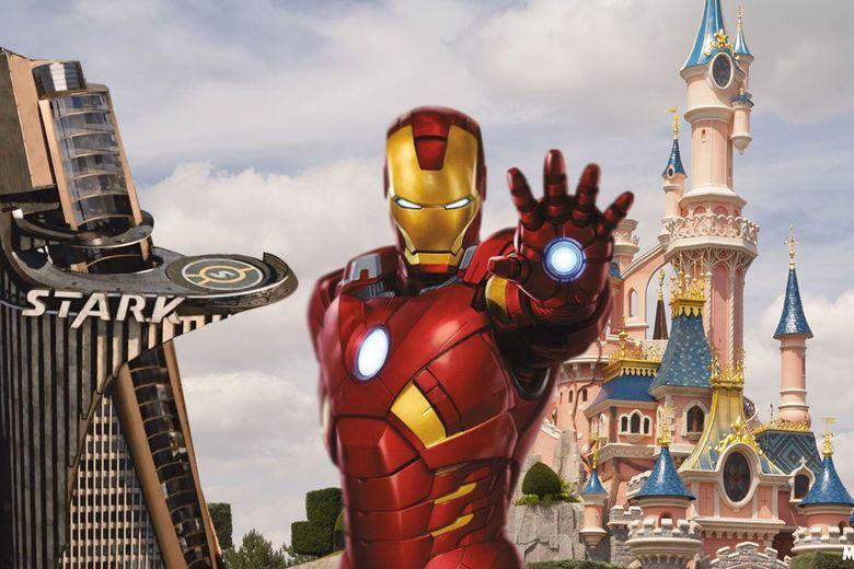 Disneyland Paris Plans To Open Marvel Themed Hotel
