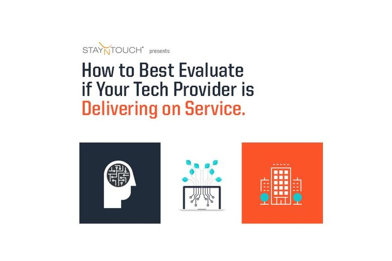 StayNTouch Presents an Insider's Look at How to Evaluate Your Hotel Tech Provider