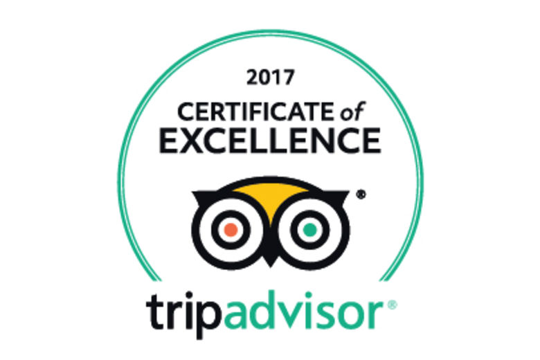 Kinseth Announces 36 Properties Receive 2017 Tripadvisor Certificate Of Excellence.