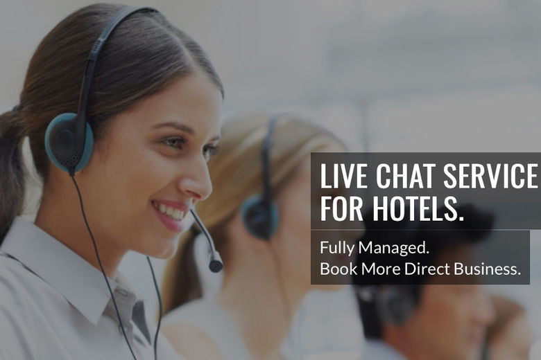 Live Chat for Hotels