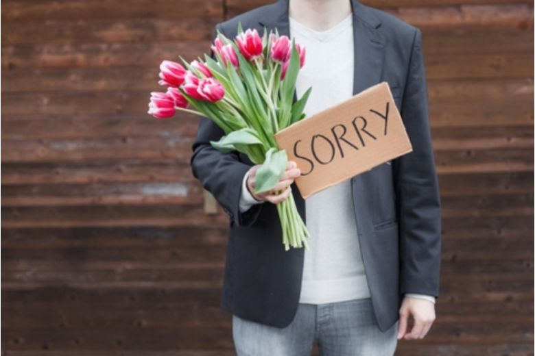 Don't Fear The Word Sorry | By Larry Mogelonsky