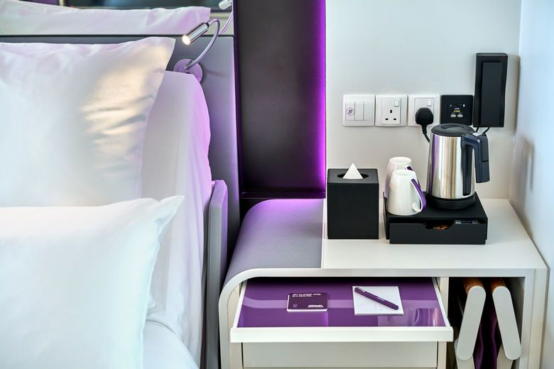 Yotelair Lands In Jewel Changi Airport Hospitality Net