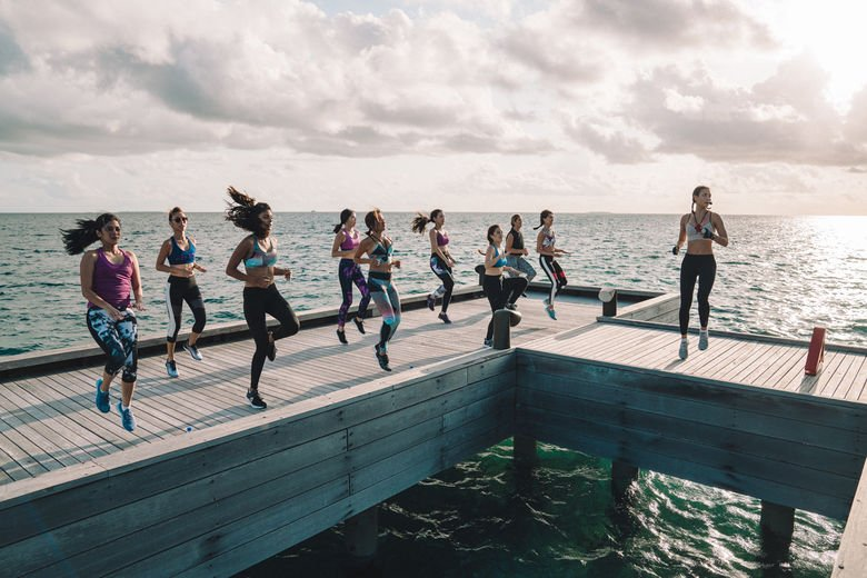 W Maldives Partners with Reebok Women Brand to Redefine Perfection with #PerfectNever Campaign