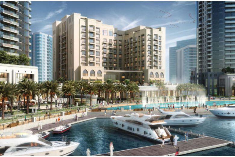 Emaar plans new vida hotel in dubai hospitality net for The newest hotel in dubai