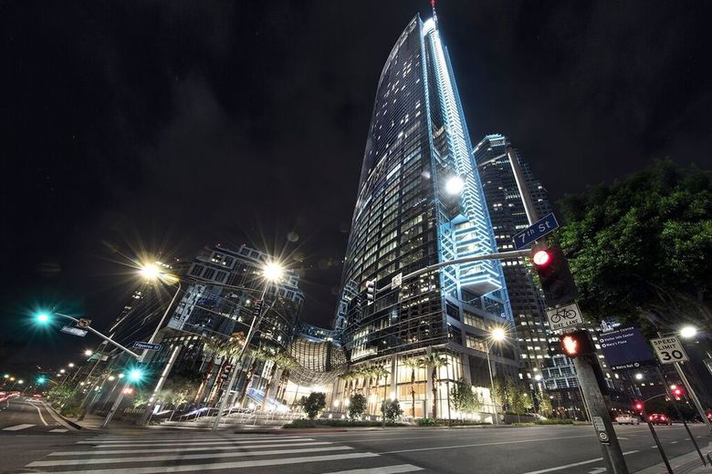 The InterContinental® Los Angeles Downtown
