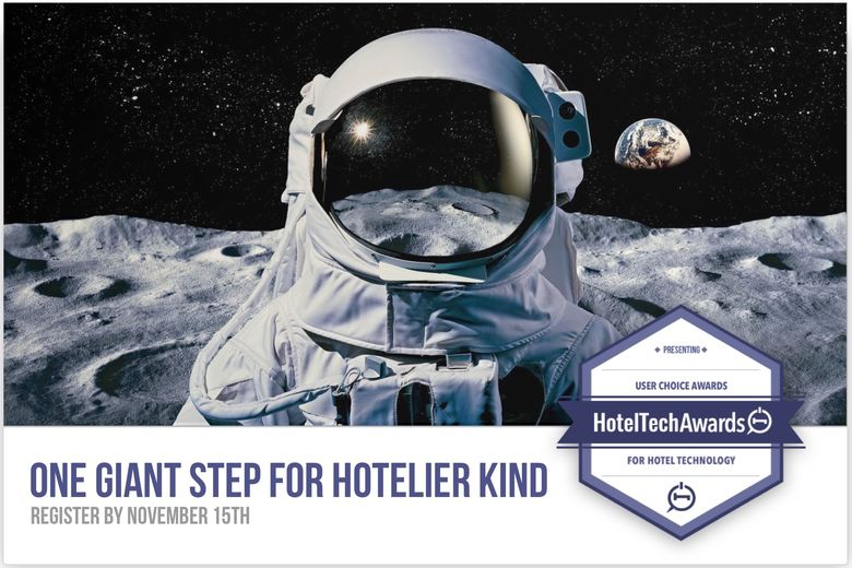 Registration is Now Open for the 2017 HotelTechAwards