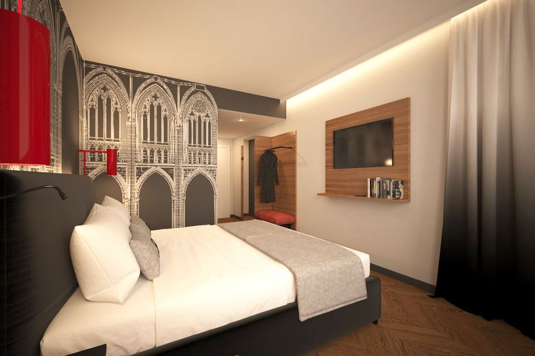 novum hospitality plans a niu hotel in regensburg hospitality net. Black Bedroom Furniture Sets. Home Design Ideas