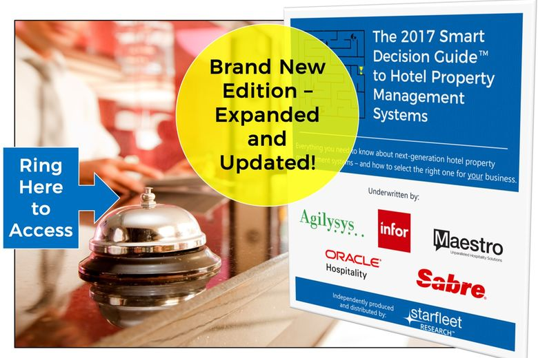Next-Generation Hotel Property Management Systems: Everything You Need to Know