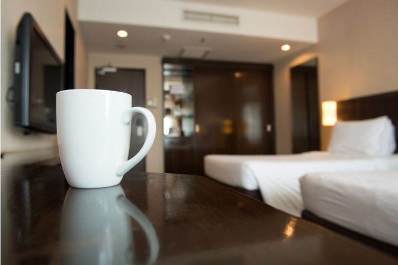 The new rules for hotel coffee service by larry for Hotel espresso