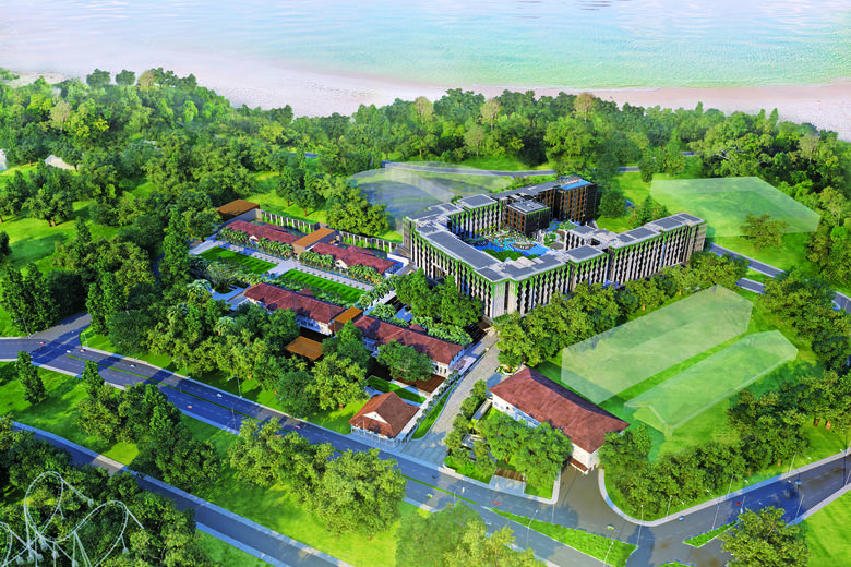 Far East Hospitality to open three new hotels in Sentosa