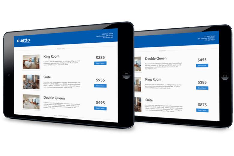 Αποτέλεσμα εικόνας για Duetto brings true personalization to booking process with launch of PlayMaker