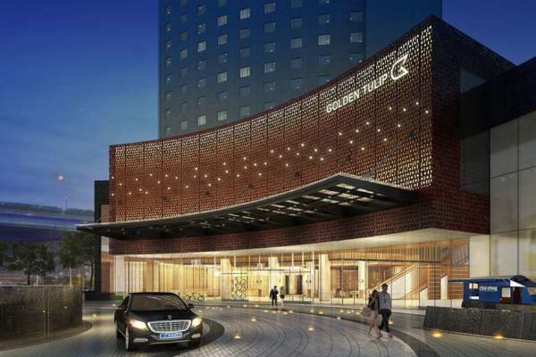 golden tulip opens its flagship in shanghai hospitality net