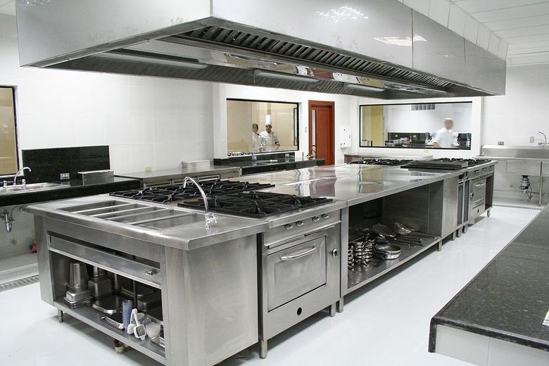 ... Hotel Kitchen Layout: Designing It Right ... Images