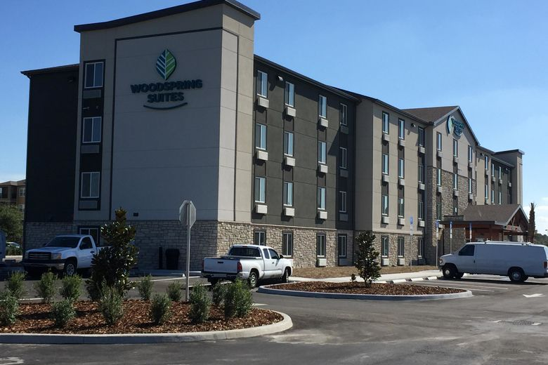 WoodSpring Suites Tampa Brandon