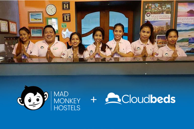 Mad Monkey Hostels and Cloudbeds