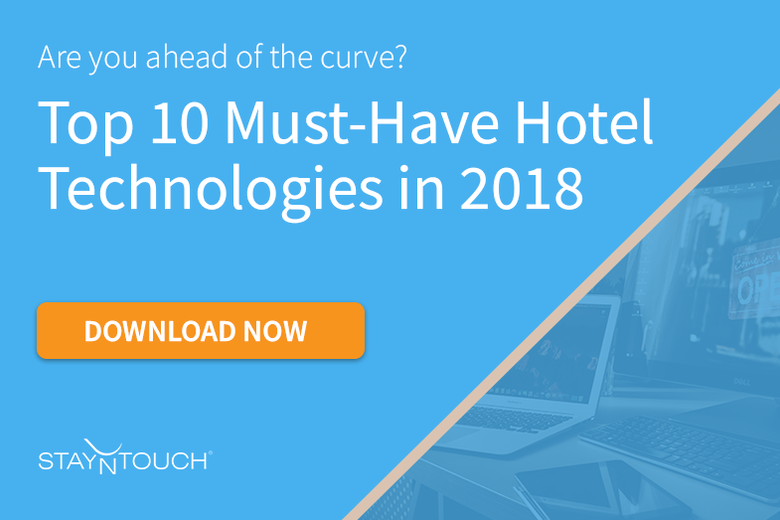 Top 10 Must-Have hotel Technologies of 2018