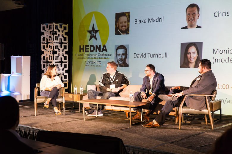 2018 HEDNA Distribution Conference Exceeds Expectations