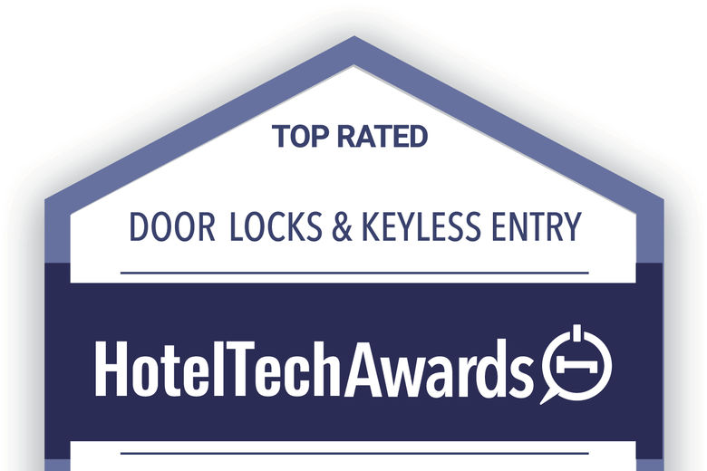 ASSA ABLOY Hospitality Awarded Inaugural 2018 HotelTechAward for Top Rated Keyless Entry Provider