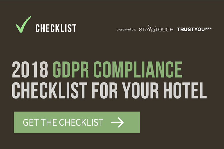 The Deadline for GDPR is Approaching Fast. Is Your Hotel Ready?