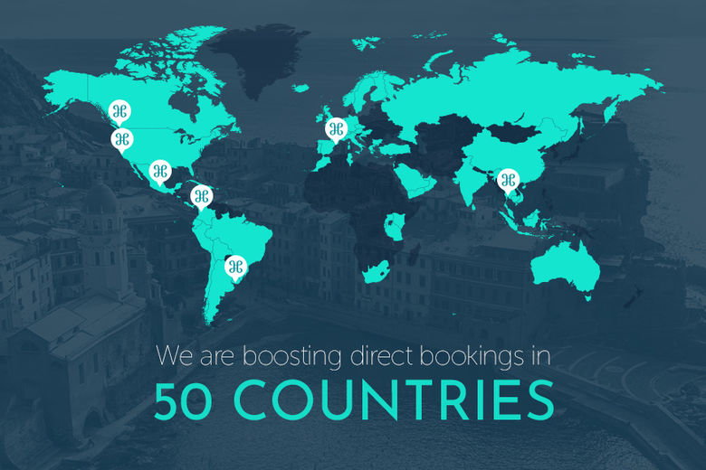 The Hotels Network is currently working with over 3,000 hotels in 50 countries