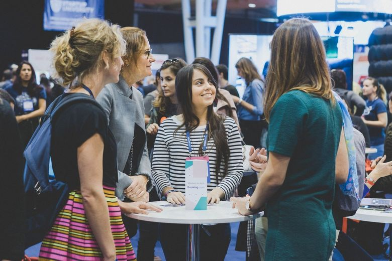 Booking.com and Web Summit Expand Commitment to Women in Tech
