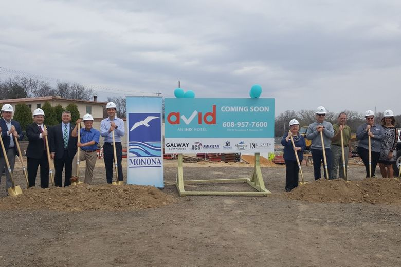 Kinseth Hospitality Announces Groundbreaking on Avid by IHG in Monona, Wisconsin!