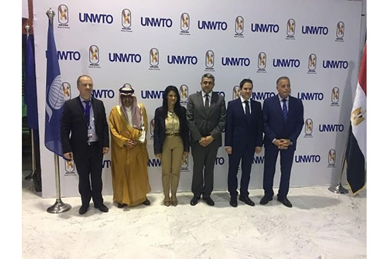 Αποτέλεσμα εικόνας για Tourism Ministers of the Middle East focus on employment at UNWTO Annual Gathering in the region