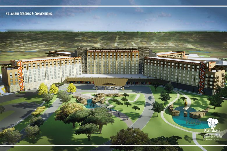 Kalahari Resorts Round Rock
