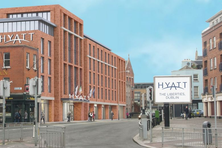 Hyatt Centric The Liberties Dublin