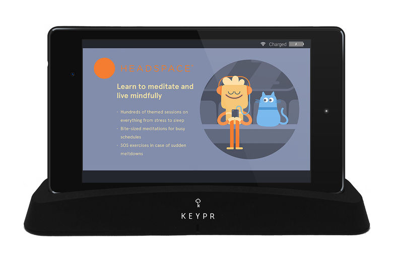 Headspace and KEYPR Partner to Deliver Guided Meditation App to Hotels