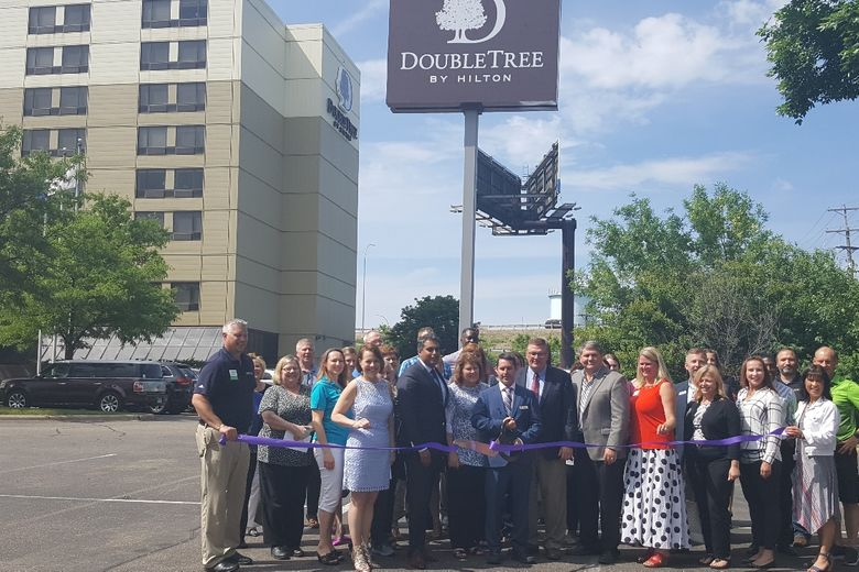 Kinseth Announces Grand Opening Celebration and Ribbon Cutting at the DoubleTree in St. Paul, MN!