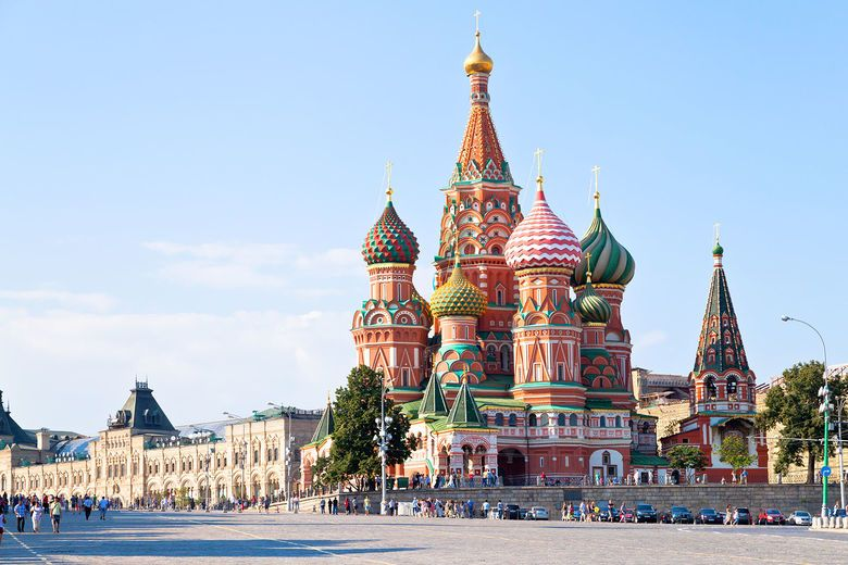 STR: Moscow Hotels RevPar Growth During the FIFA World Cup