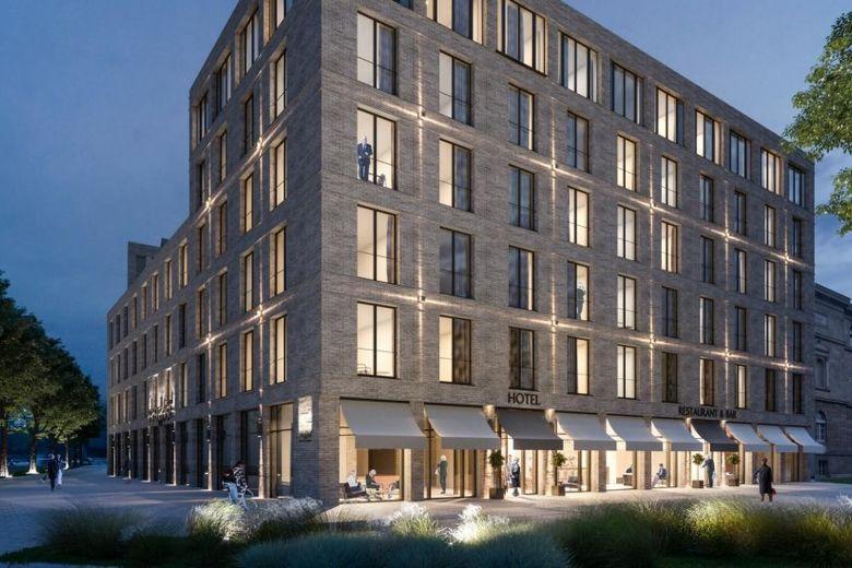 hotel freigeist g ttingen opens hospitality net. Black Bedroom Furniture Sets. Home Design Ideas