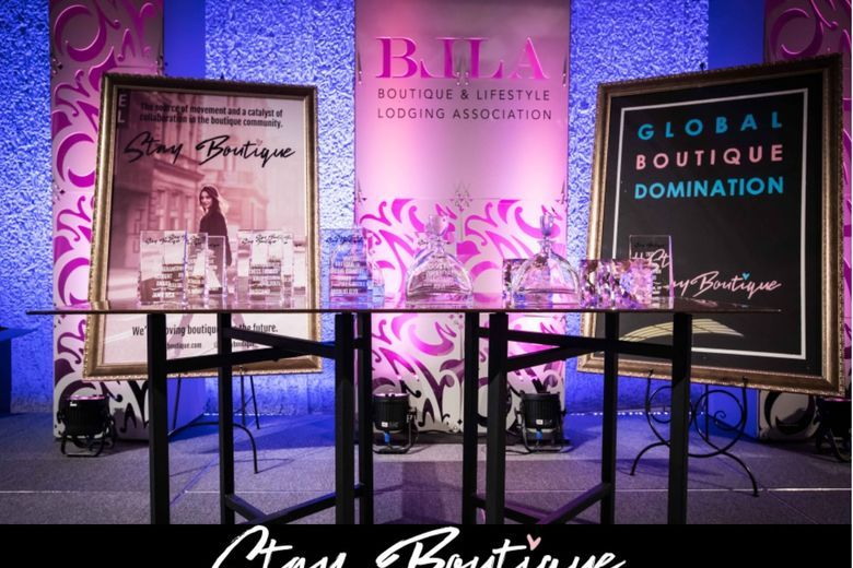 Stay Boutique Live - The Awards