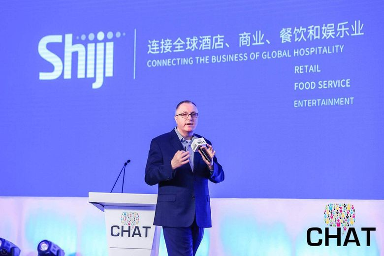 Kevin King, Chief Operating Officer of Shiji Group
