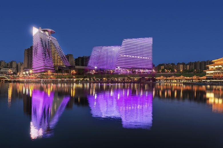 W Hotels Opens Flagship Hotel In Northwest China, W Xi'an ...