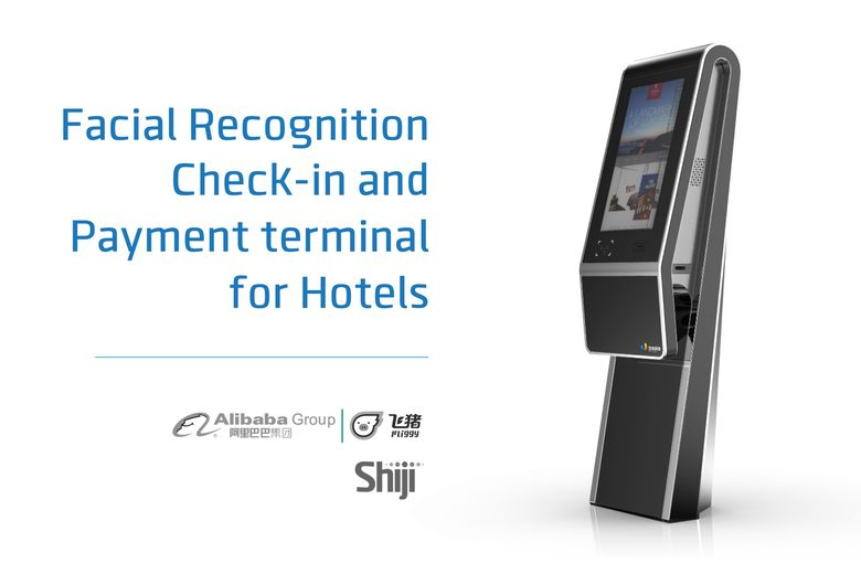 Shiji and Fliggy Facial Recognition Check-in and Payment System