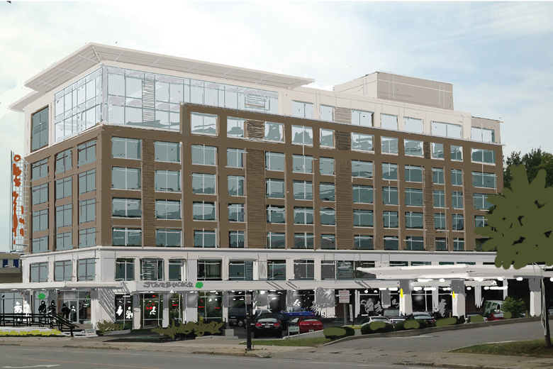 Residence inn hotel to open in buffalo new york for Campus suite franchise