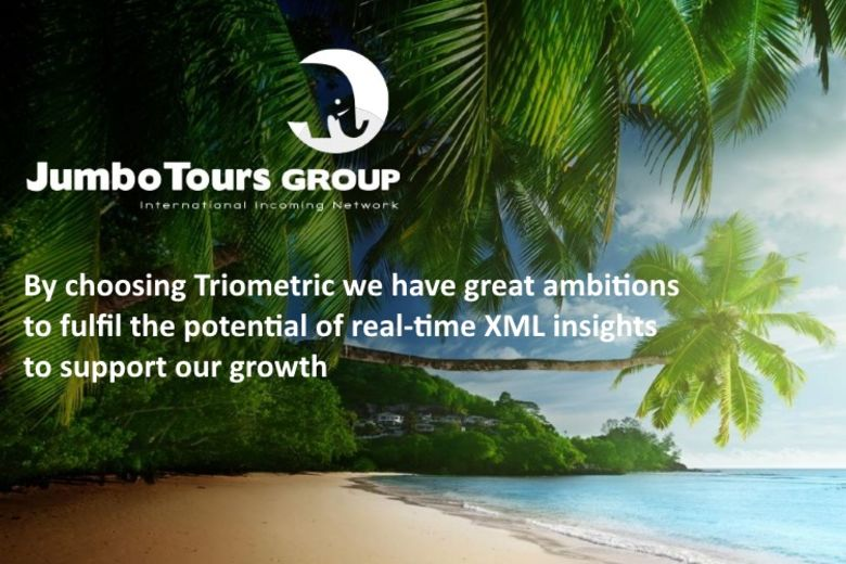 Jumbo Tours chooses Triometric to optimise its Hotel Distribution Operations