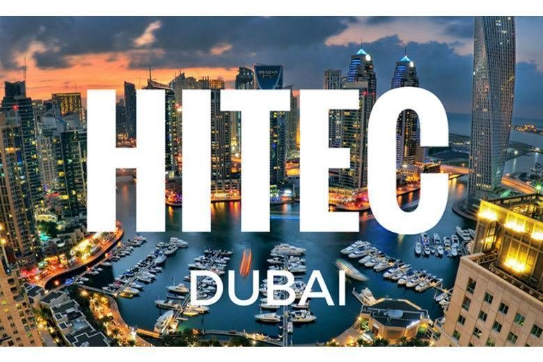 What You Don't Want to Miss at HITEC Dubai 2018