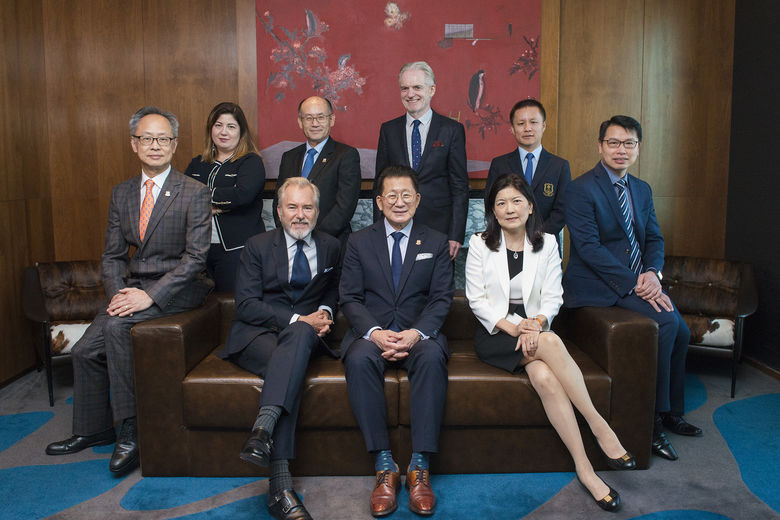 PolyU School of Hotel and Tourism Management (SHTM) + ICON Consultancy Launched