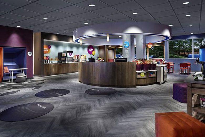 Tru By Hilton Hotel Now Open In Staunton Usa