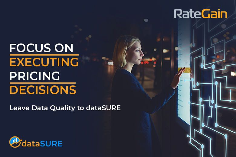 RateGain Announces Launch of DataSure; A new Update for Optima to Ensure upto 99% Data Sufficiency