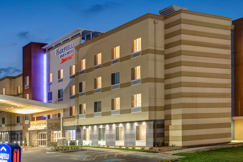 Fairfield Inn Suites By Marriott Oklahoma City El Reno